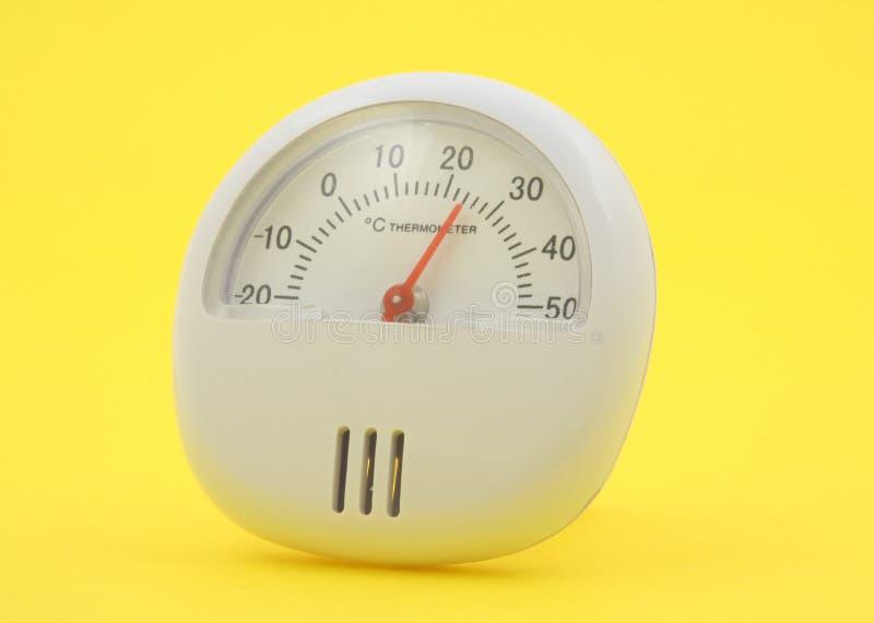 термометр стола стоковые изображения