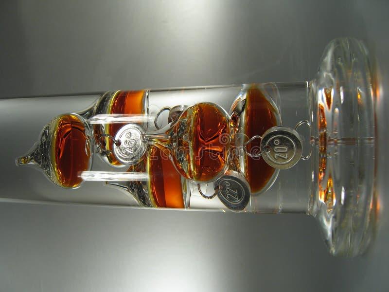 термометр Galileo Ii Стоковые Изображения