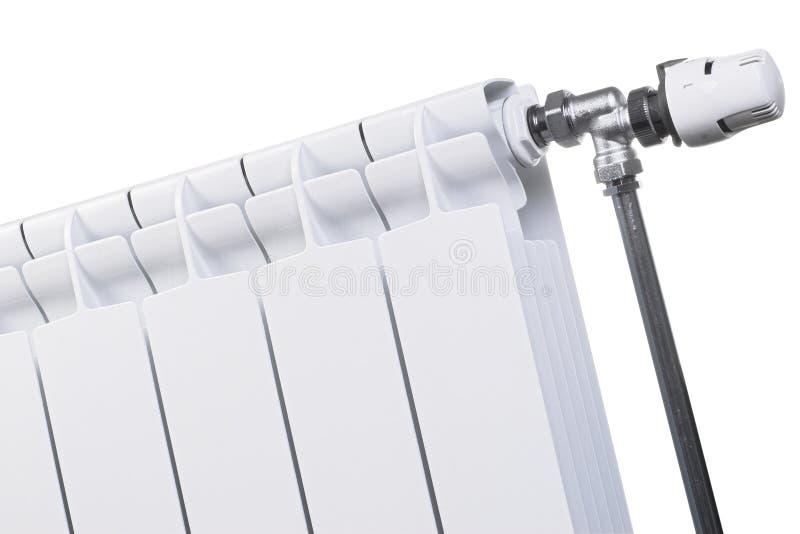 термостат радиатора детали самомоднейший стоковые изображения