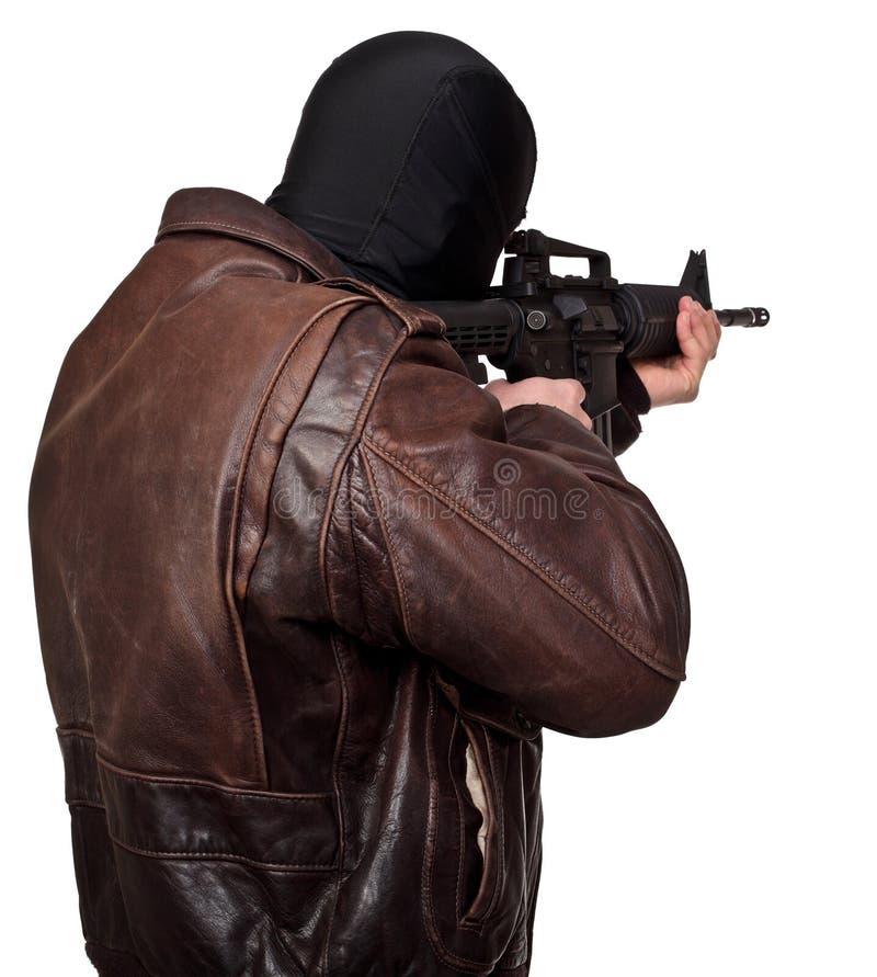 террорист стоковые изображения