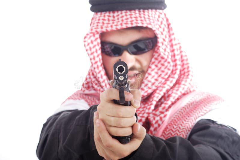 террор стоковое фото