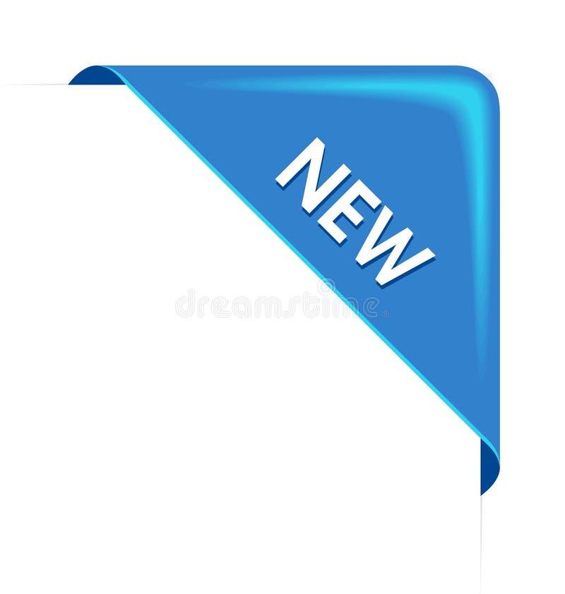 тесемка голубого угла дела новая