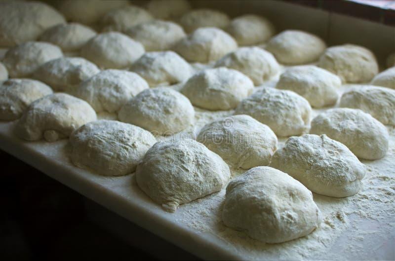 тесто хлеба стоковое изображение rf