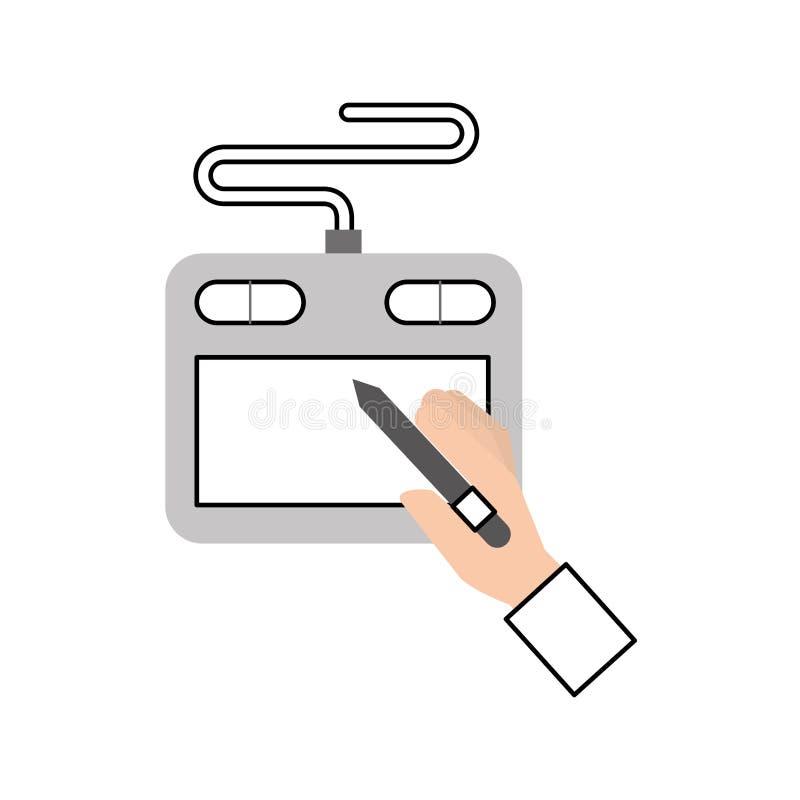 Технический дизайнер подмастерья бесплатная иллюстрация