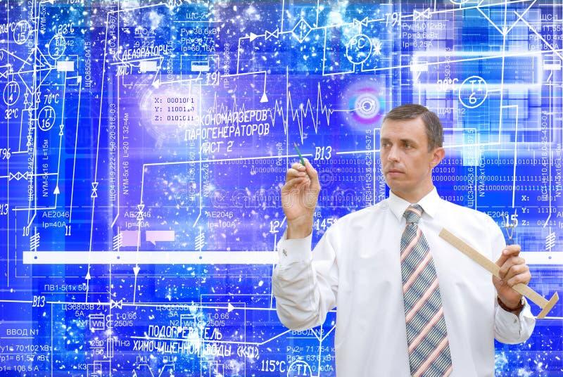 технологии интернета инженерства самые новые стоковые фото