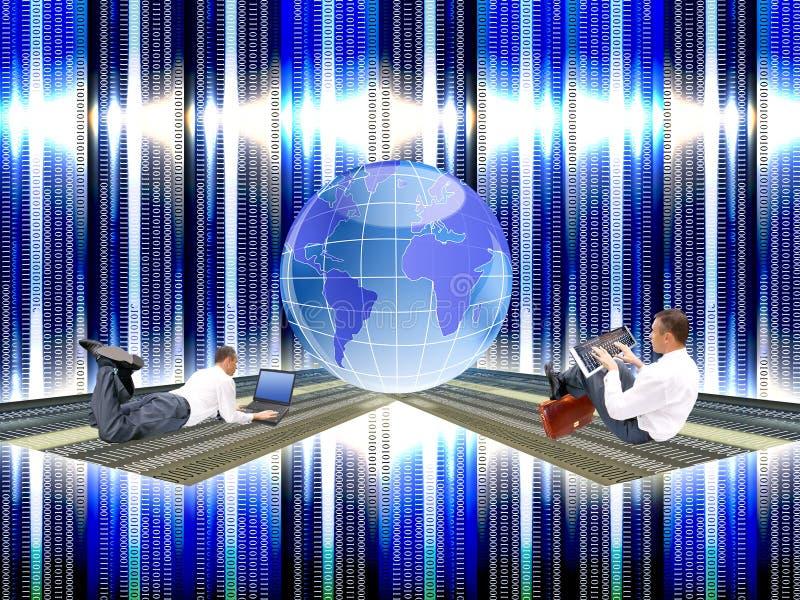 технология интернета компьютера самая новая стоковые изображения