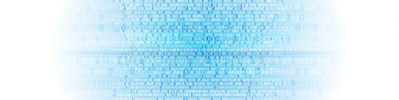 технология планеты телефона земли бинарного Кода предпосылки компьютер бинарного Кода Вектор Illustratio иллюстрация штока