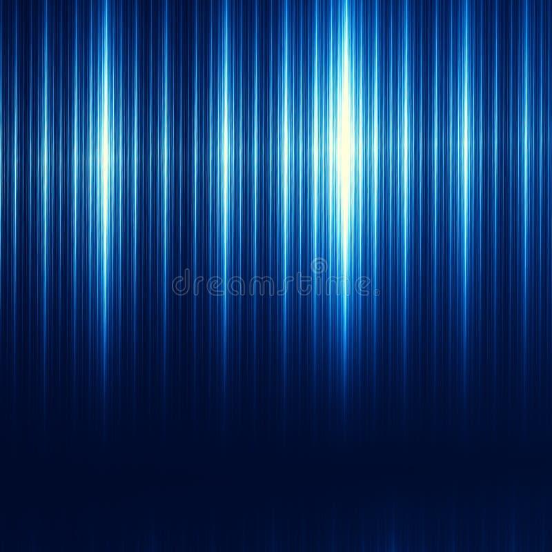 технология абстрактного цвета предпосылки голубого глубокая Почищенная щеткой железная текстура иллюстрация самомоднейшая Таблетк иллюстрация вектора