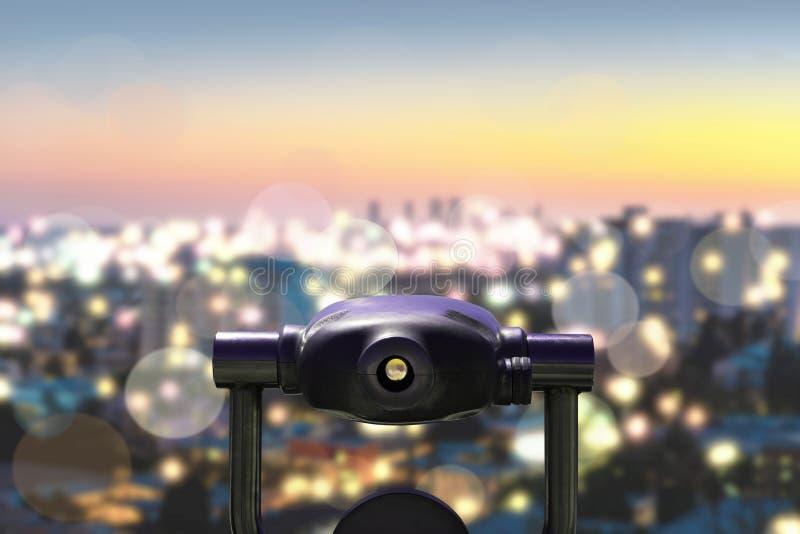Телезритель башни стоковые изображения