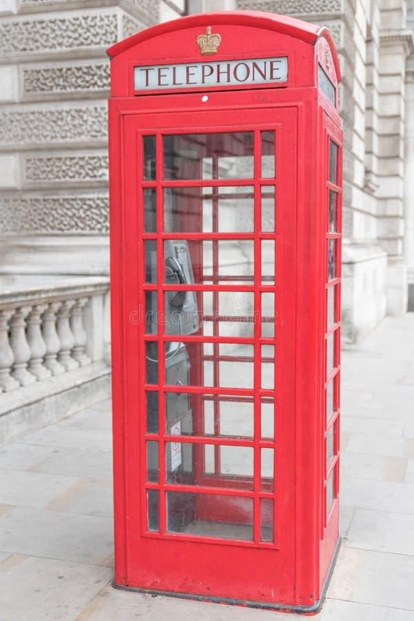Download Телефонная будка Лондона стоковое фото. изображение насчитывающей строя - 94167800