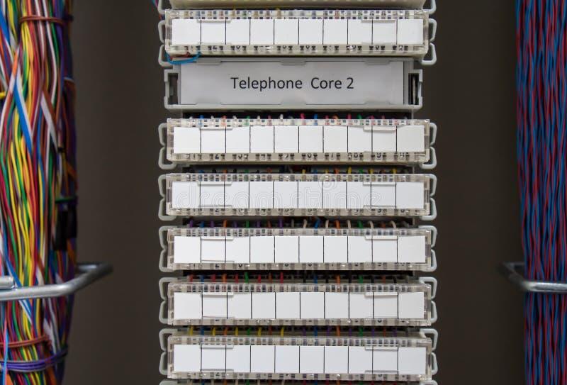 Download Телефонная система обменом частной автоматической ветви Стоковое Изображение - изображение насчитывающей внутренн, сложность: 40575757