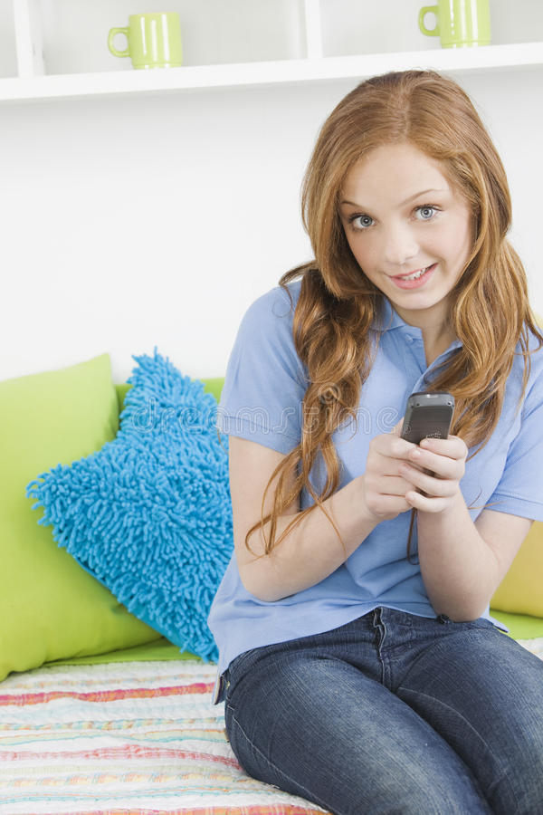 Teens and texting