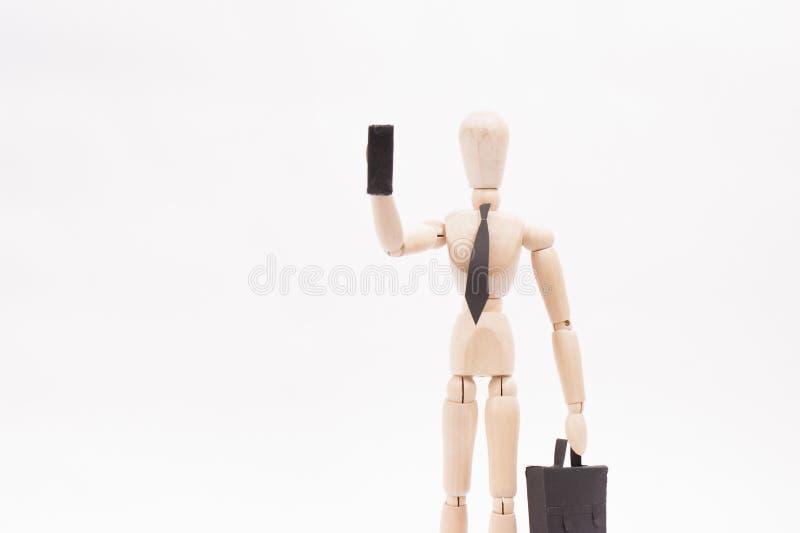 Телефон дела стоковые изображения rf