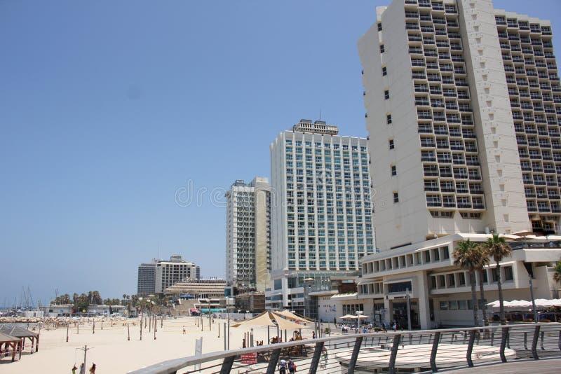 Тель-Авив стоковое изображение
