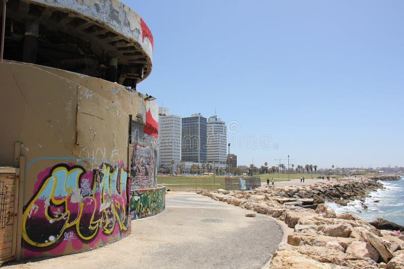 Тель-Авив стоковое фото rf