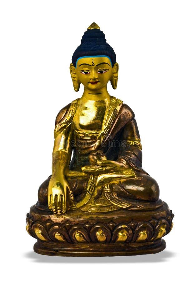 Download тибетец Будды стоковое изображение. изображение насчитывающей ashurbanipal - 6866847