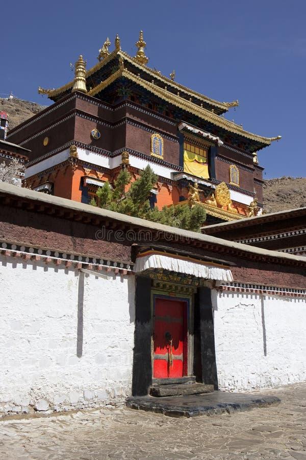 Тибет стоковая фотография rf