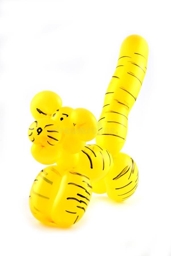 тигр воздушного шара стоковое фото rf