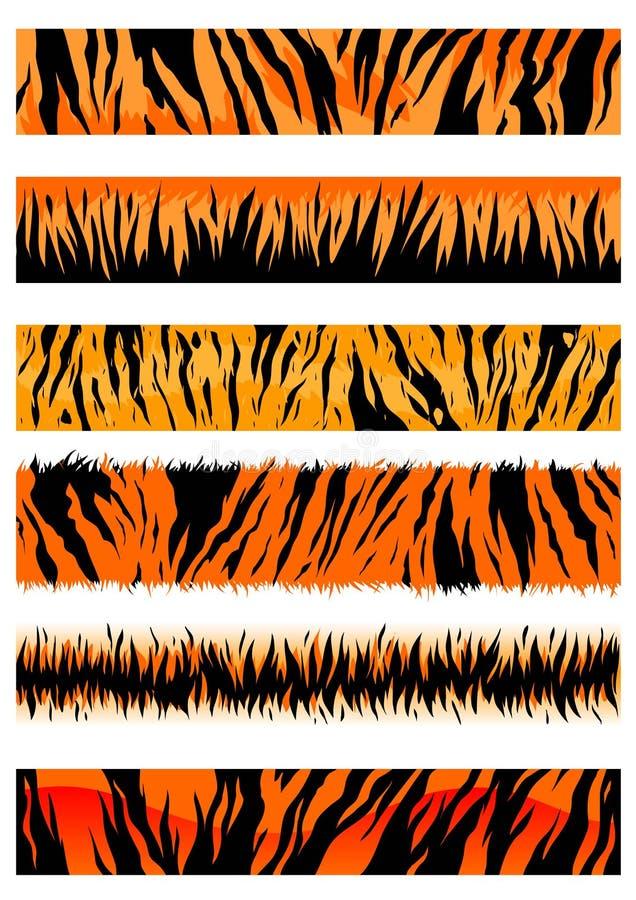 тигр кожи картин бесплатная иллюстрация
