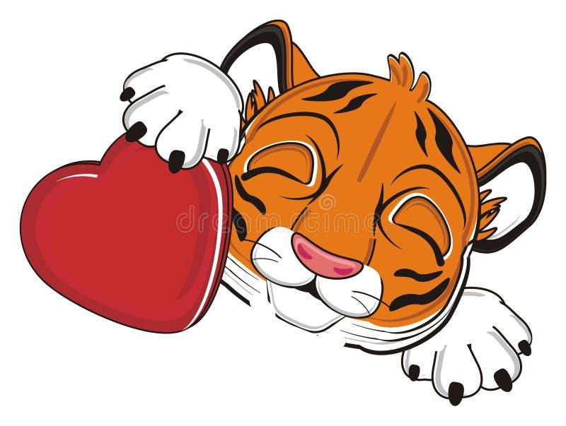 дома нижегородской картинки тигры с сердечками касается ножек, проще
