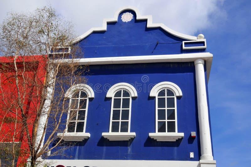 Типичная архитектура дизайна голландца стоковые изображения