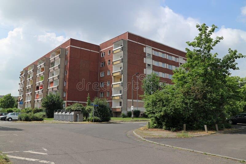 Типичная архитектура от ГДР стоковые изображения rf