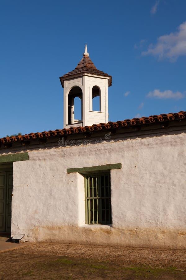 Старый городок, Сан-Диего стоковые изображения rf