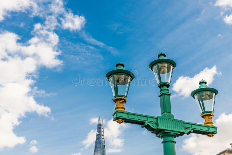 Типичный взгляд в Лондоне стоковые изображения