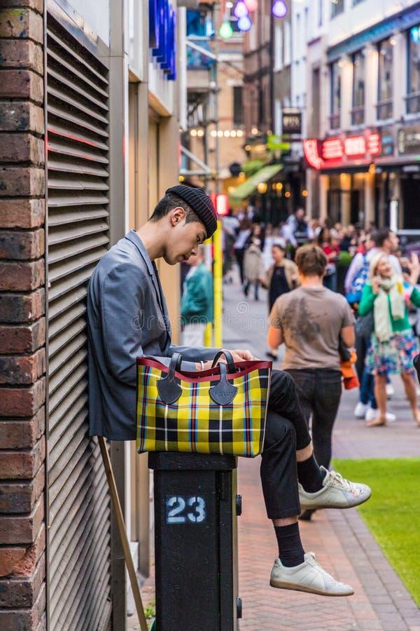 Типичный взгляд в центральном Лондоне Великобритании стоковые изображения rf