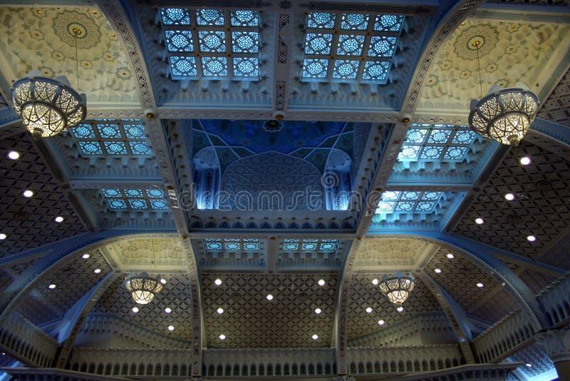 типы потолка исламские стоковая фотография