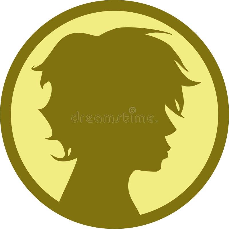 тип волос бесплатная иллюстрация