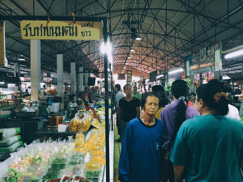 тип десерта тайский стоковая фотография rf