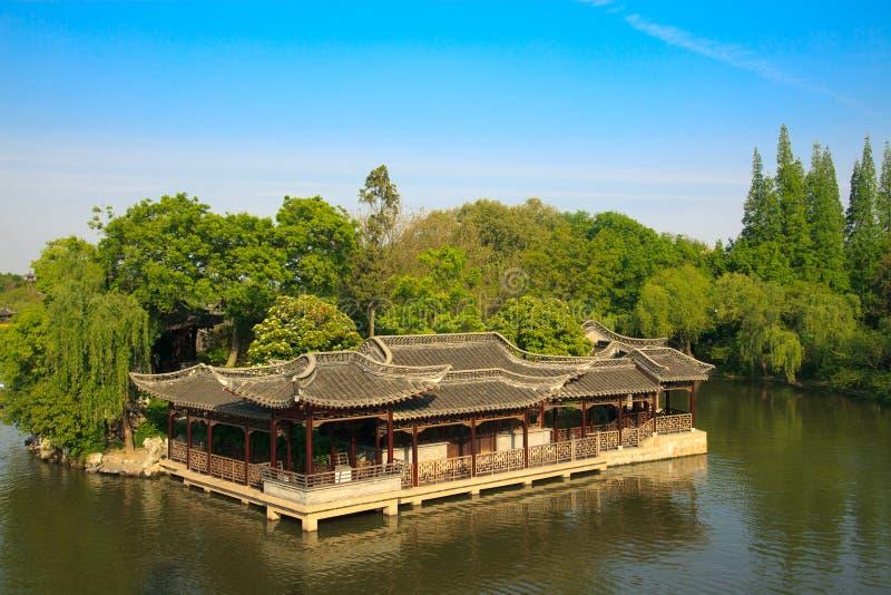 тип зданий китайский шикарный старый стоковые фотографии rf