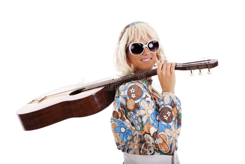 тип hippie стоковое фото