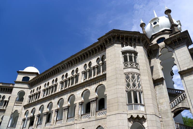 тип moorish здания стоковое изображение rf