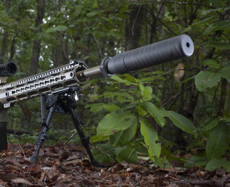 Тихое оружие стоковые фото