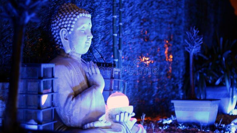 Тихое Buddah стоковое изображение rf