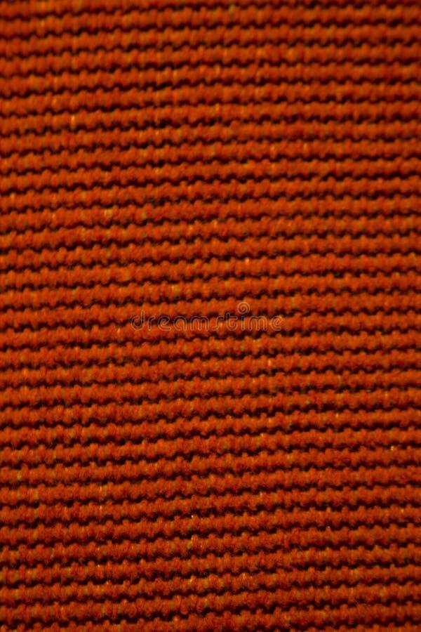 тканье красного цвета ткани стоковые изображения rf
