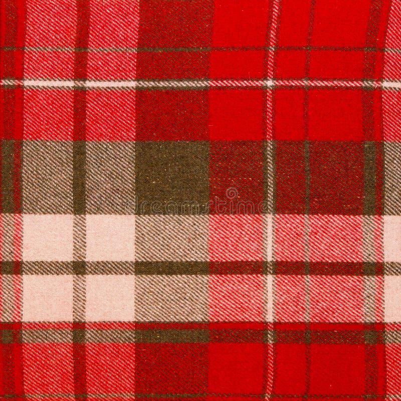 тканье шотландки стоковые фотографии rf