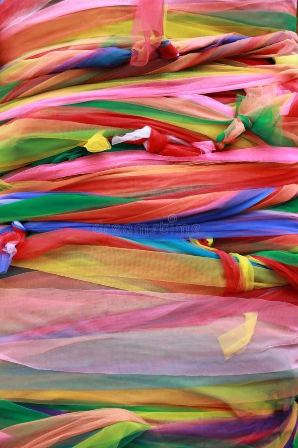 Ткань¹ à ‰Colorful для предпосылки стоковые изображения