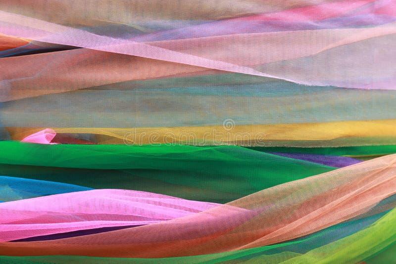 Ткань¹ à ‰Colorful для предпосылки стоковые изображения rf