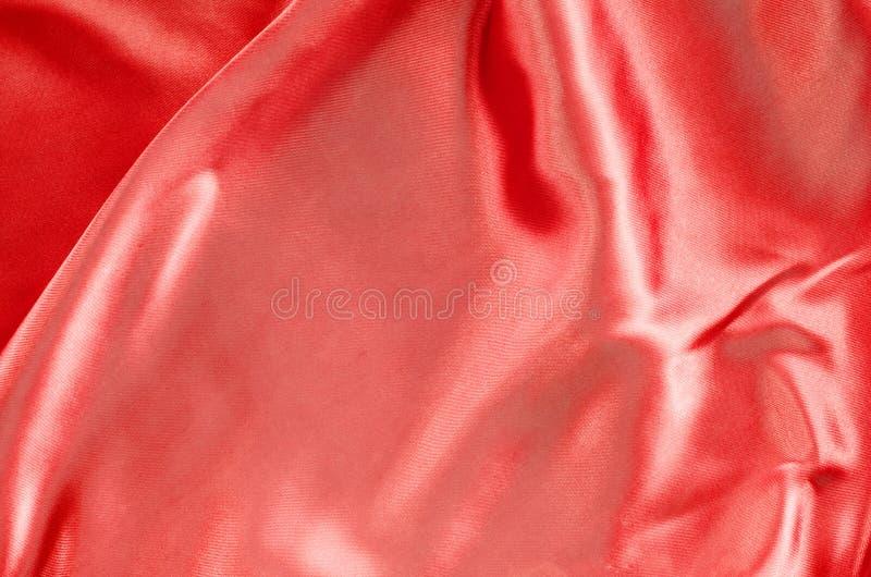 Ткань абстрактной предпосылки роскошная или жидкостные створки волны или волнистых  стоковое изображение rf