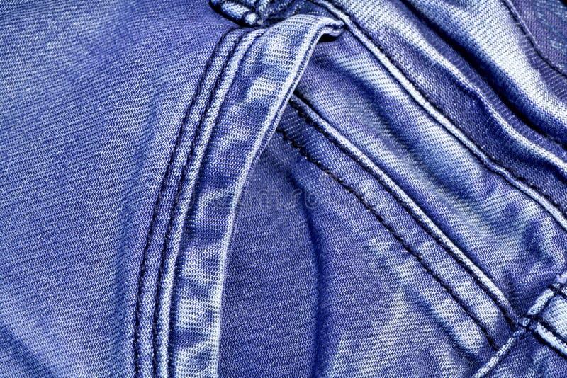 Ткань джинсов стоковая фотография rf