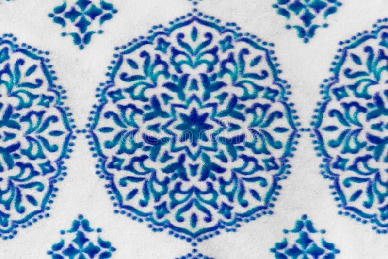 ткань искусства прикрынные Конструкция текстура стоковое изображение