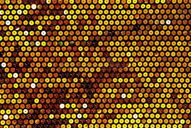 Ткань с яркими sequins для предпосылки стоковые изображения rf