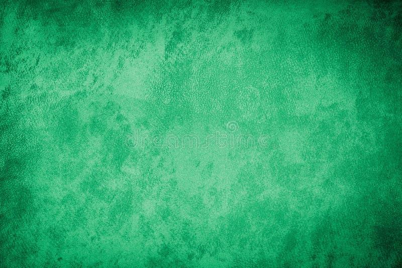 Ткань холста текстуры Grunge зеленая стоковое изображение rf