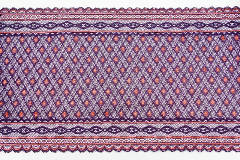 Ткань шнурка стоковое изображение rf