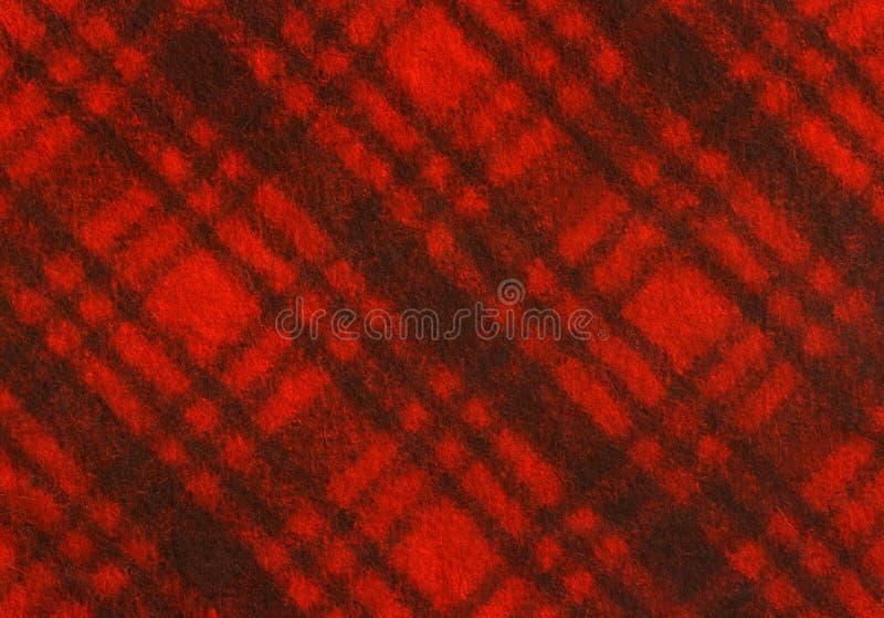 Ткань шотландки Стоковые Фото