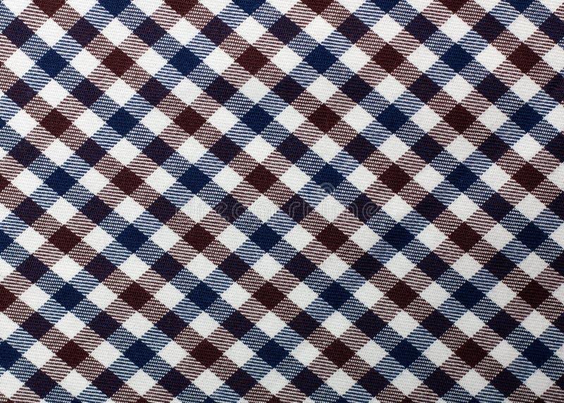 Ткань шотландки иллюстрация вектора