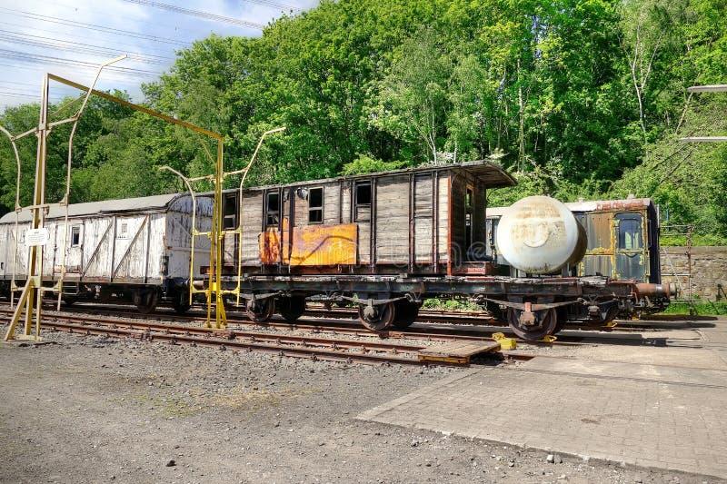 Товарный вагон стоковые изображения